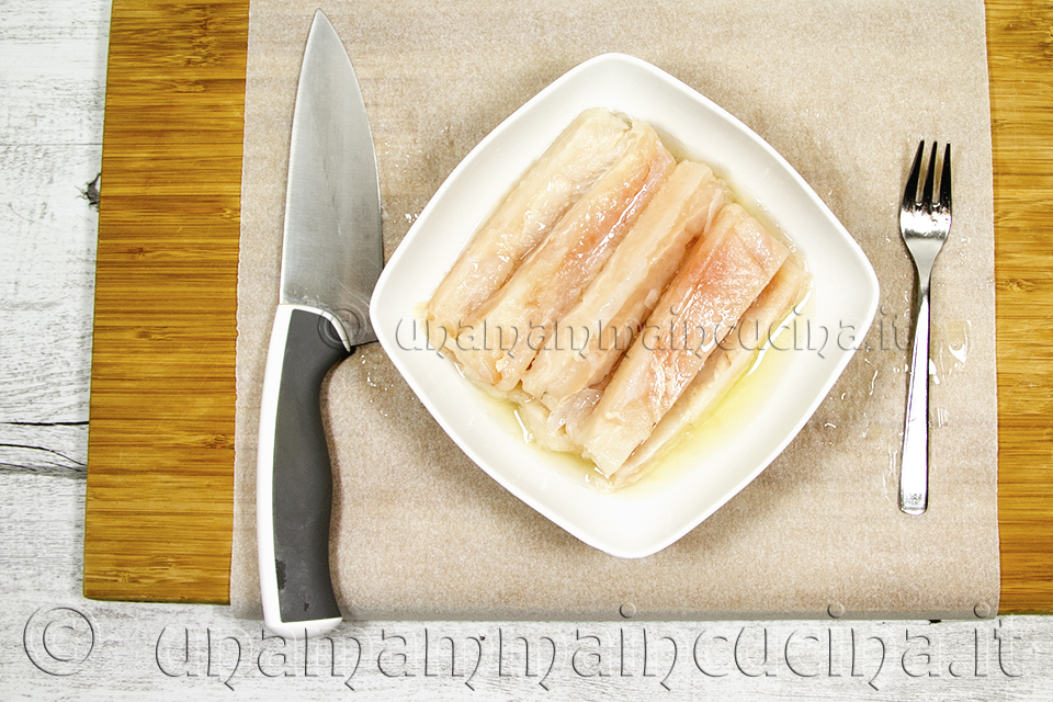 Bastoncini Findus fatti in casa al forno albume - Ricetta di unamammaincucina.it