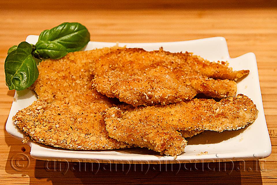 Cotolette al forno leggere gustose e adatte ai bambini | Ricetta di unamammaincucina.it