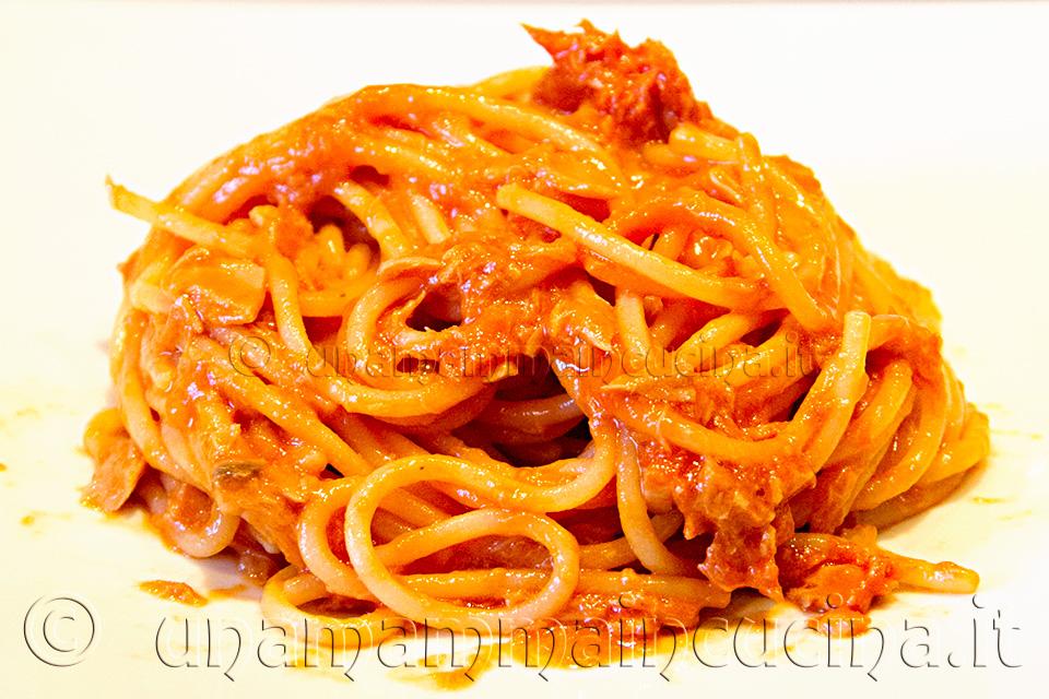 Ricetta bimby pasta tonno