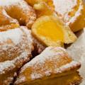 Tortelli alla crema fritti - Ricetta di Carnevale di unamammaincucina.it