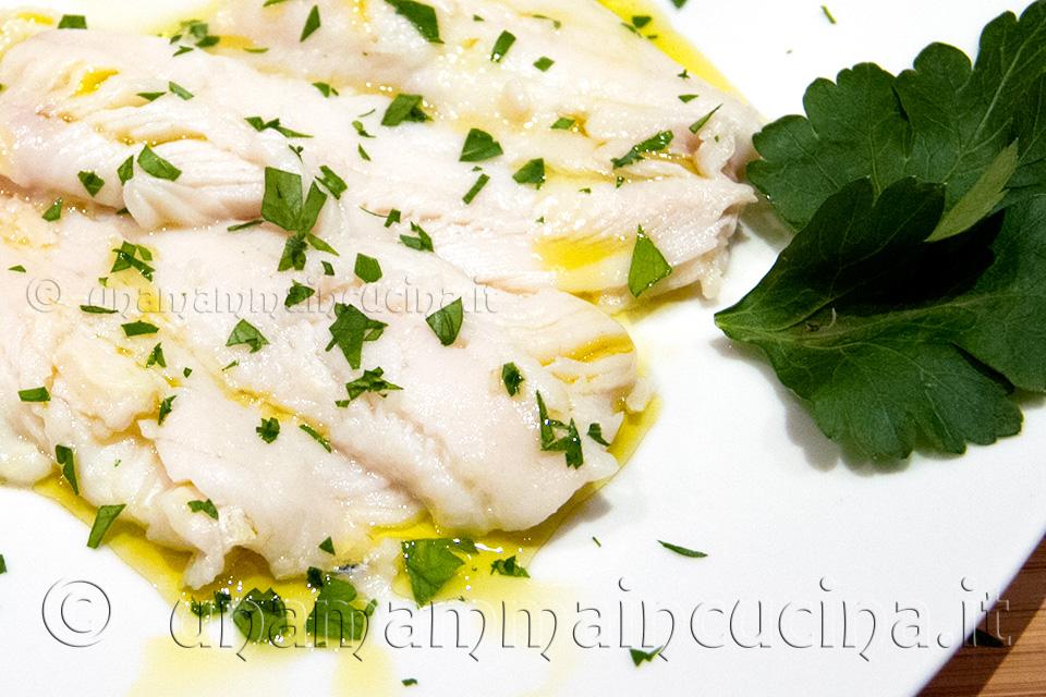 Filetti di platessa al limone - Ricetta di unamammaincucina.it