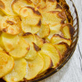 Pasticcio di patate al forno con mortadella e sottilette - unamammaincucina.it