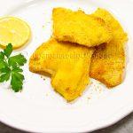 Cotolette di Pesce al Forno - Filetti di Platessa Impanati al Forno