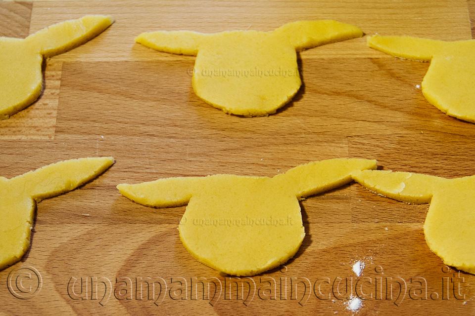 Ricetta Biscotti di Pasta Frolla Croccante dei Pokemon - Crudi