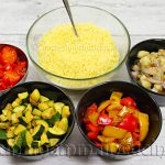 Ricetta Cous Cous Vegetariano con Verdure di Stagione