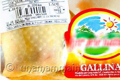 Brodo di Carne - Gallina