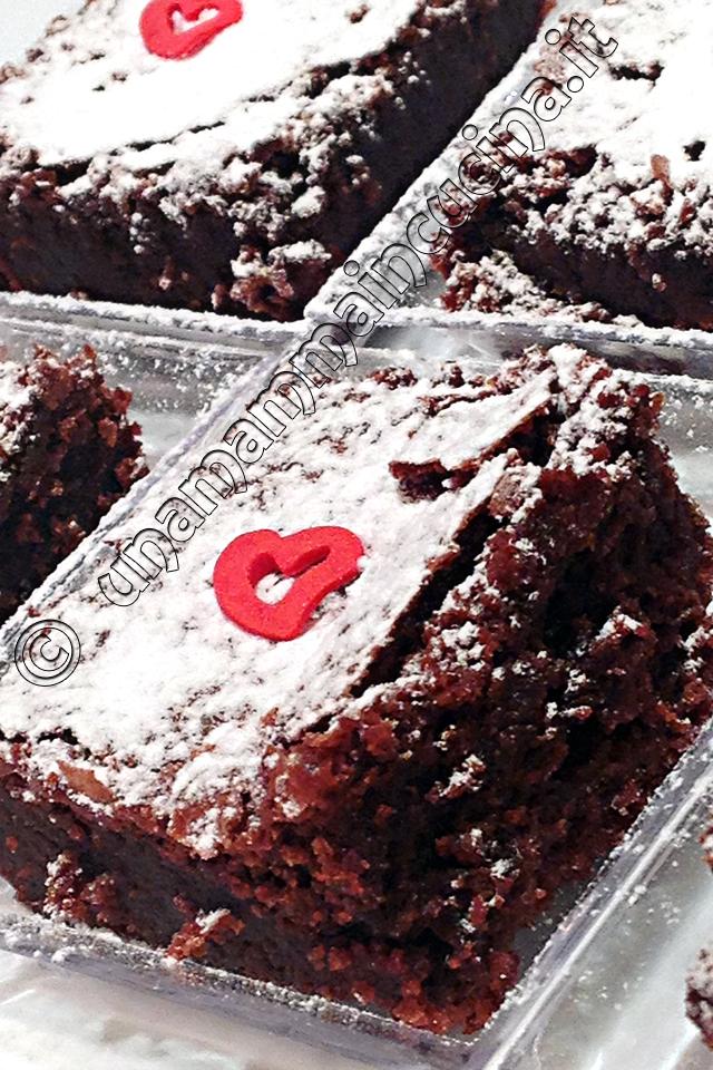 Ricetta originale Torta tenerina al cioccolato morbida e umida facile da preparare