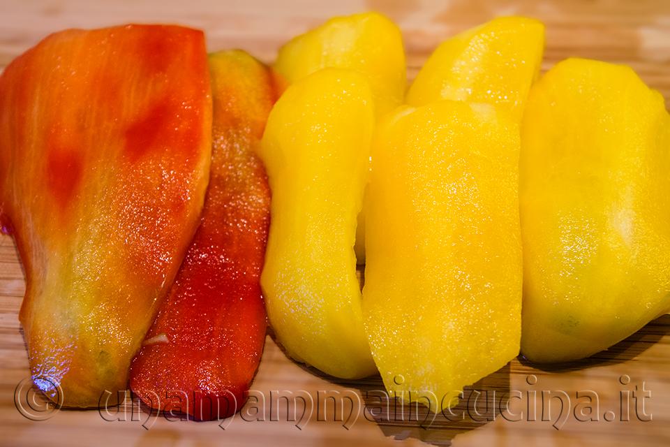 Peperoni al forno leggeri gustosi e digeribili anche per bambini | Ricetta di unamammaincucina.it