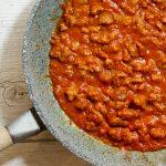 Ricetta Ragu di Salsiccia Rosso