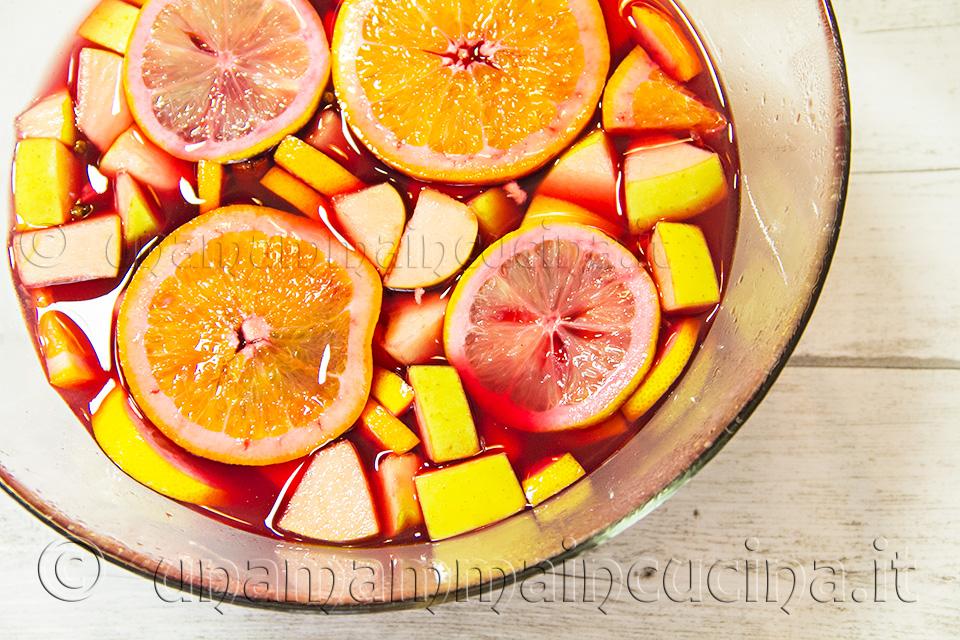Ricetta Per Sangria.La Sangria Perfetta Ricetta Sangria Originale Spagnola